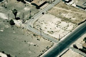 Las Vegas residential area