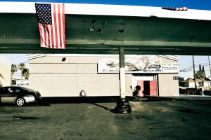 Las Vegas gas station