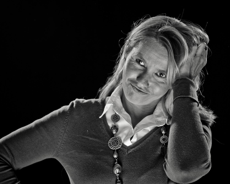 Sabine Haring portrait