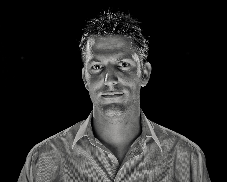 Hannes Robier portrait