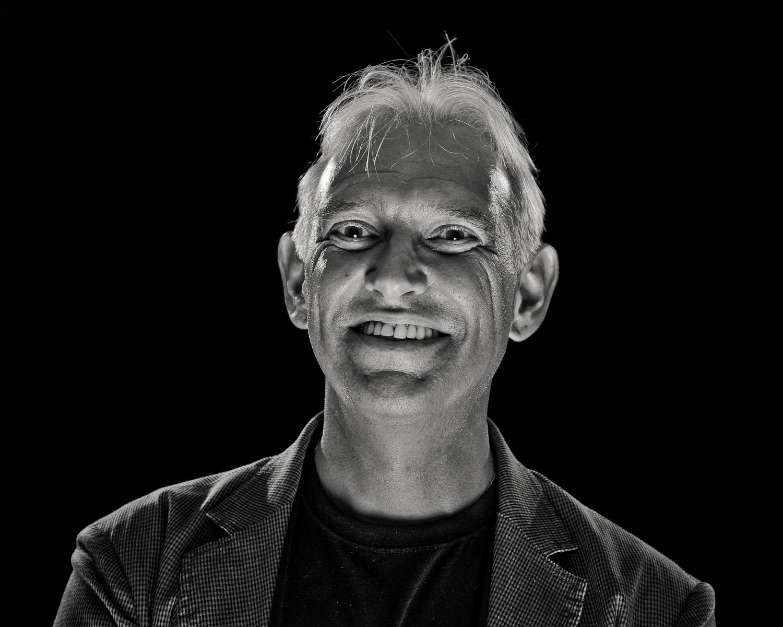 Günther Rauch portrait