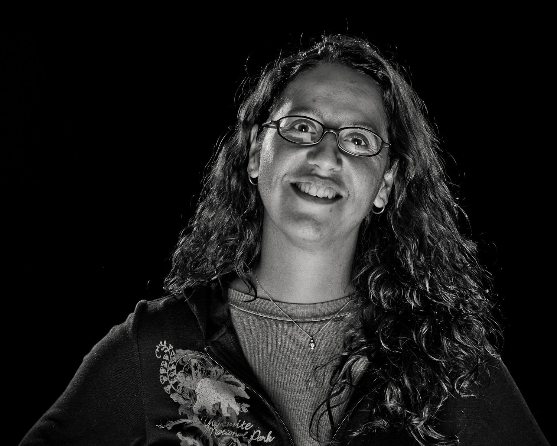 Agueda Martinez portrait