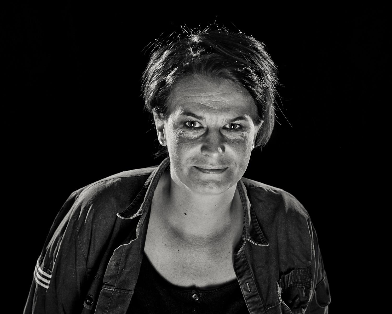 Angelika Weber portrait