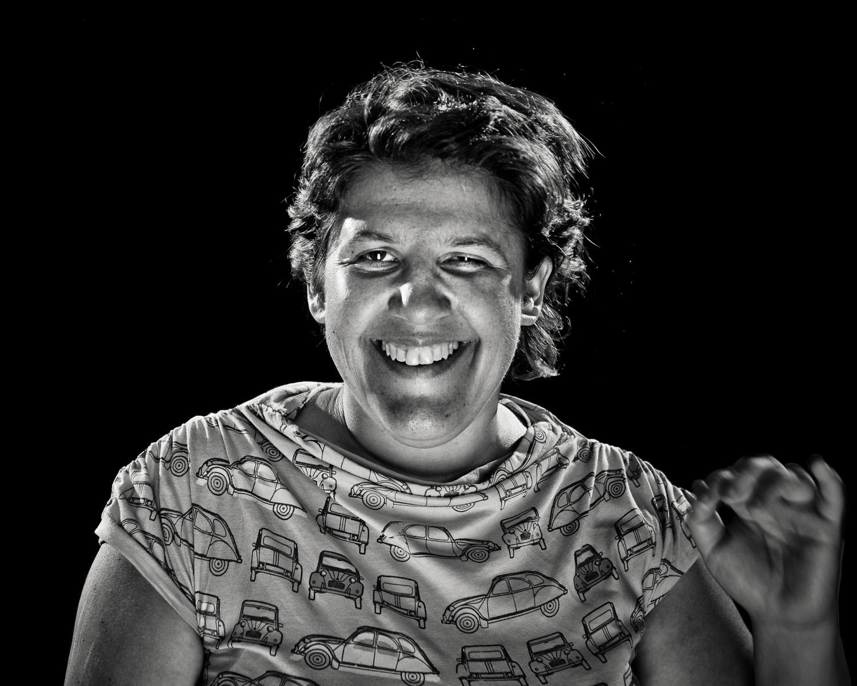 Isabel Espinoza Trattner portrait