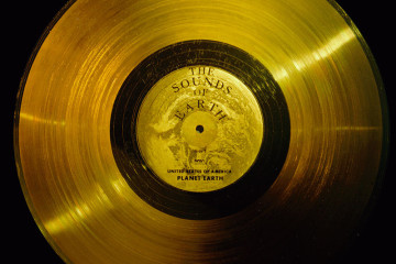 The sounds of earth, record, Voyager