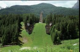 Historic ski jump venue